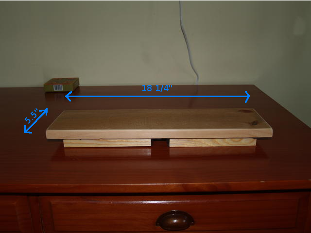 kneeling meditation bench plans